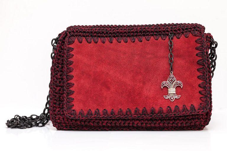 Handracted hadnbag